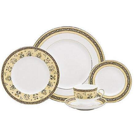 2017黑五好价, Wedgwood India 餐盘茶具 5件套