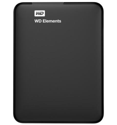 2017黑五特价!WD 西部数据 Elements系列 2.5寸 移动硬盘(3TB,USB3.0)