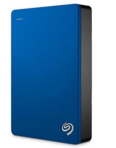 美亚直邮新低!SEAGATE 希捷 Backup Plus 新睿品移动硬盘5TB