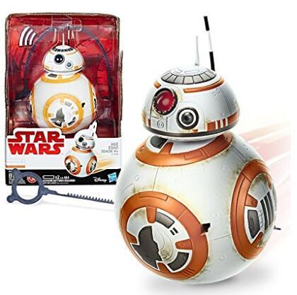 凑单好价, Hasbro 孩之宝 Star Wars 星球大战 BB-8 可旋转玩具