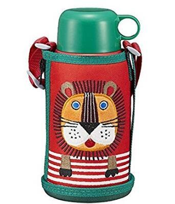 日亚好价,Tiger 虎牌 MBR-B06G-RL 儿童型不锈钢真空保温杯