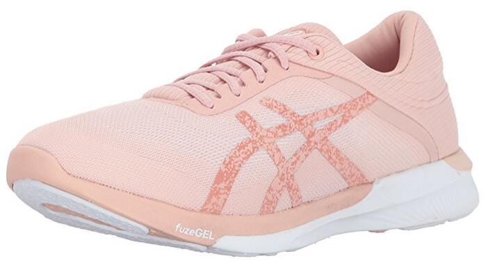 美亚新低!ASICS 亚瑟士 fuzeX Rush 女款轻量缓震跑鞋