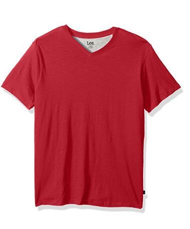 凑单新低价,Lee 李 The Everyday 男士T恤