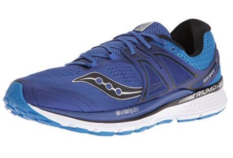 限尺码好价,saucony 圣康尼 Triumph ISO 3 男/女士顶级缓冲运动鞋