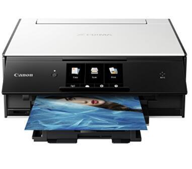打印机推荐!Canon 佳能 TS9020 无线喷墨一体机