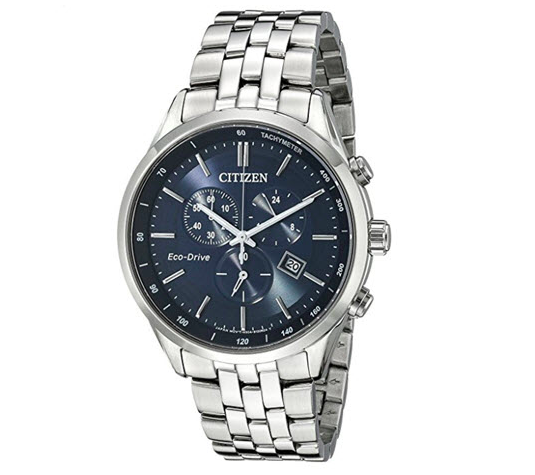 CITIZEN Sapphire Collection AT2141-52L  西铁城男士光能动手表