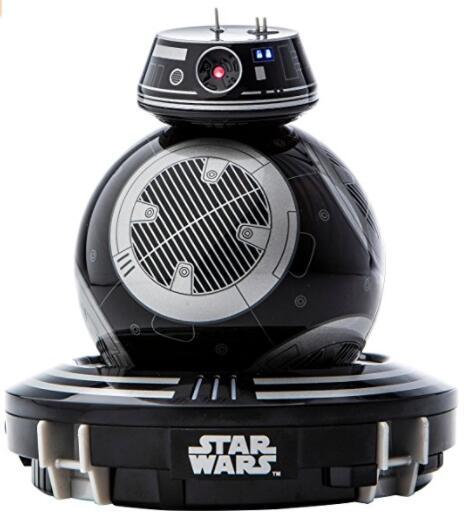 美亚海淘玩具推荐!Sphero 星球大战8 BB-9E 遥控智能机器人