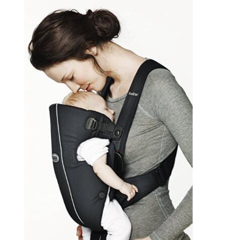 给宝宝海淘推荐! BABYBJORN Baby Carrier Original 婴儿背带