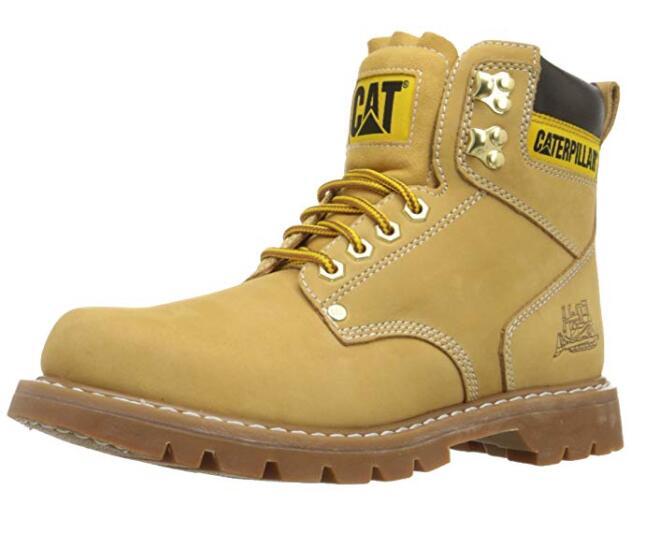 美亚海淘推荐!Caterpillar 卡特彼勒经典款6寸工装靴
