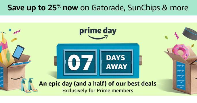 美亚2018美国亚马逊 AmazonPrimeDay亚马逊会员日攻略