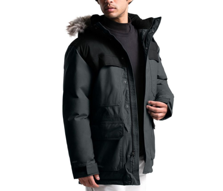 The North Face McMurdo Parka III 羽绒服 @backcountry