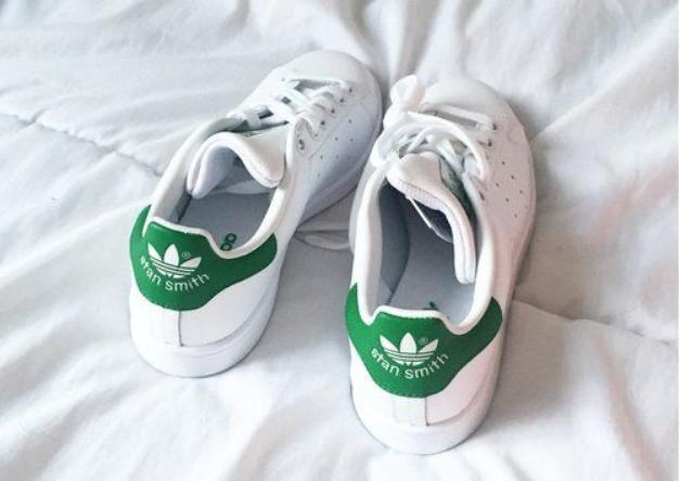 Adidas 阿迪达斯Stan Smith 绿尾鞋