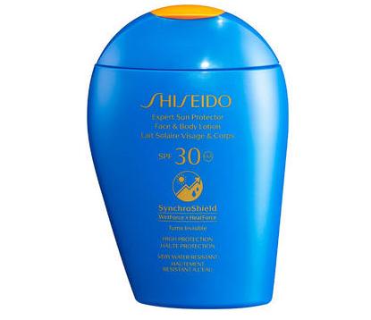 Shiseido资生堂蓝胖子防护乳