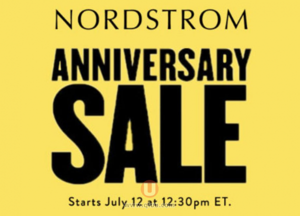Nordstrom周年庆2020