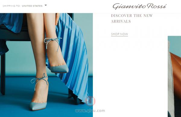 GianvitoRossi官网