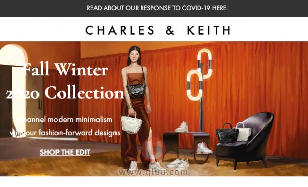 CHARLES&KEITH官网