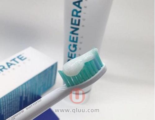 Regenerate牙釉质修复牙膏