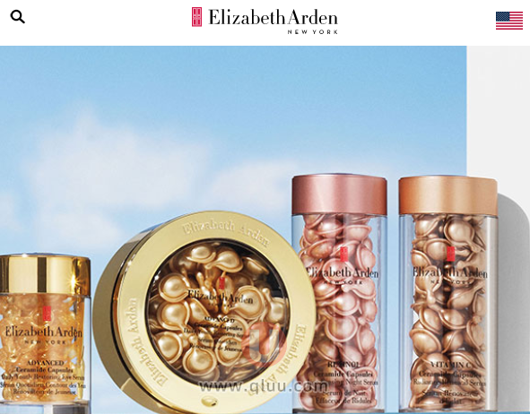 ElizabethArden美国官网