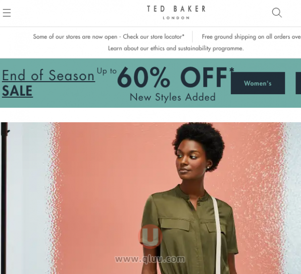 TedBaker美国官网