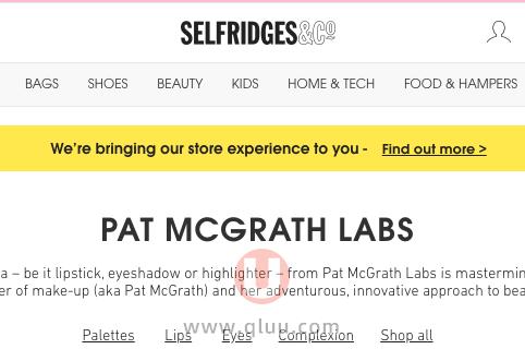 如何海淘Pat McGrath