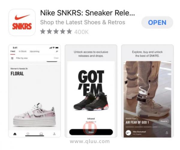 SNKRS美国官网