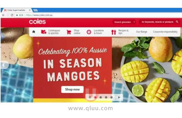 澳洲海淘网站汇总之母婴保健用品连锁超市