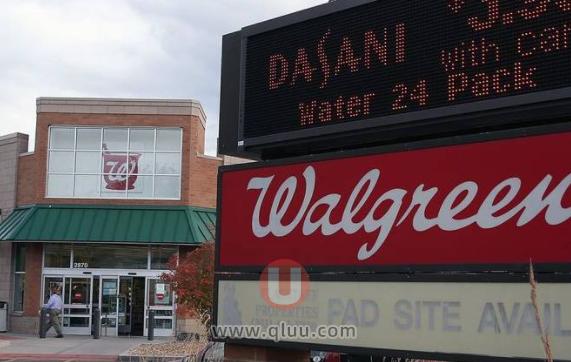 Walgreens美国官网入口
