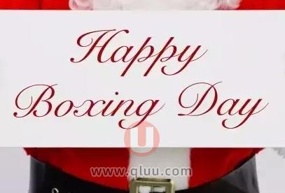 BoxingDay是什么意思节日时间