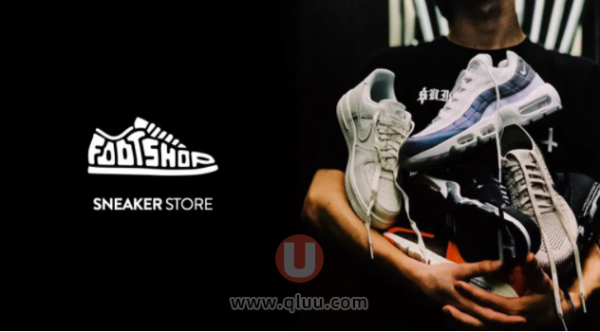 Footshop美国官网运动鞋海淘网站