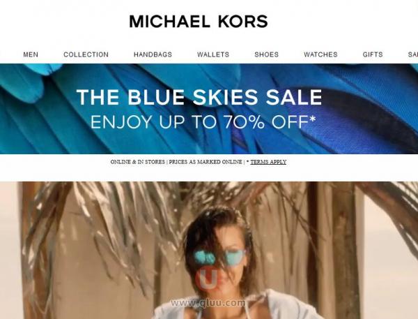 美国MK官网MichaelKors包包海淘网站入口