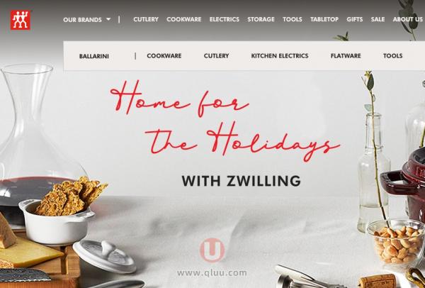 可以海淘餐具厨房刀具的美国网站推荐