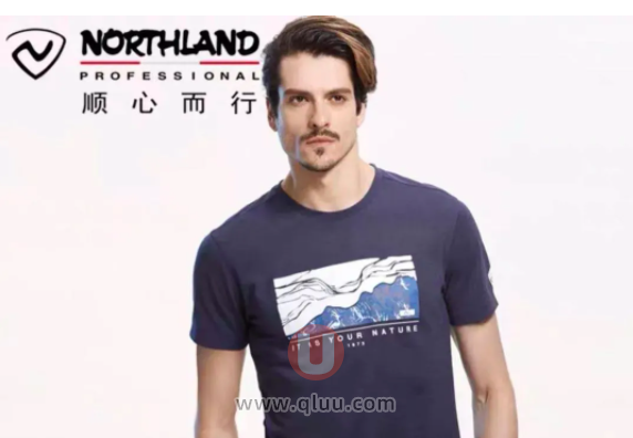 northland是什么档次什么牌子价格多少