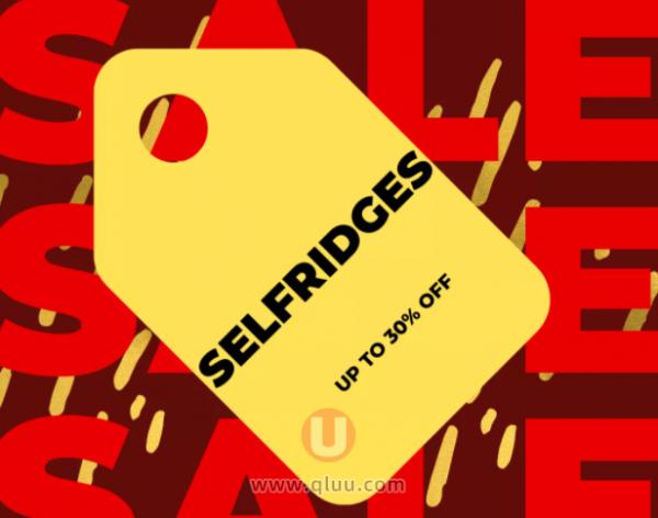 Selfridges官网下单海淘邮寄开箱教程2021