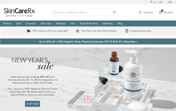 SkincareRx靠谱吗直邮品牌买什么攻略推荐