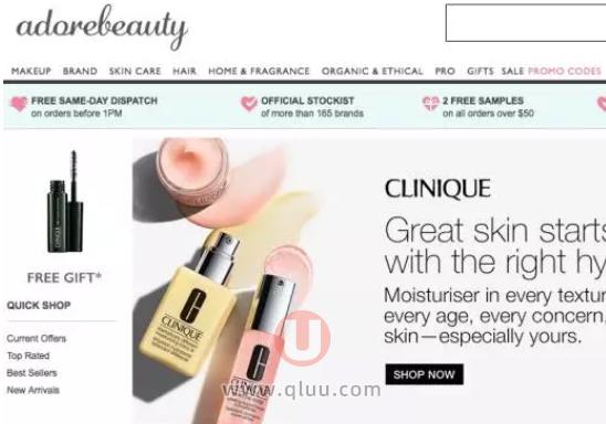 澳洲时尚美妆品牌有哪些推荐清单