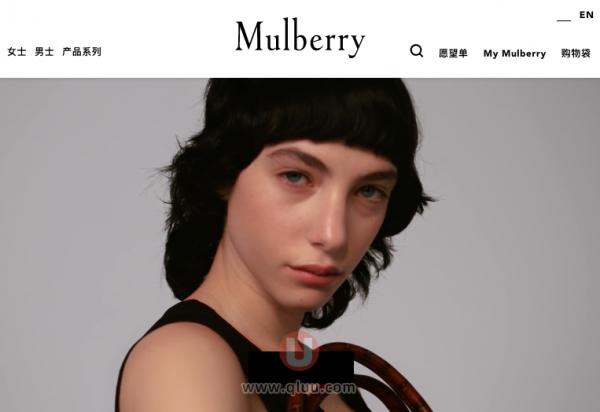 Mulberry英国网站中文版