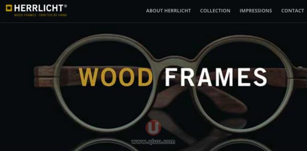 Herrlicht眼镜网站