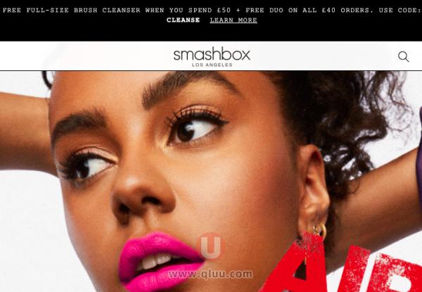 Smashbox英国网站中文版