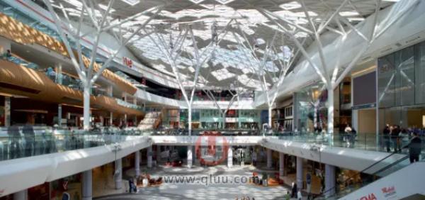 韦斯特菲尔德伦敦购物中心在哪里?
