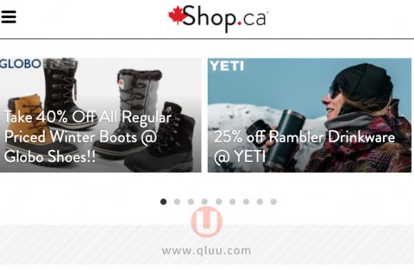 shop.ca加拿大网站官网
