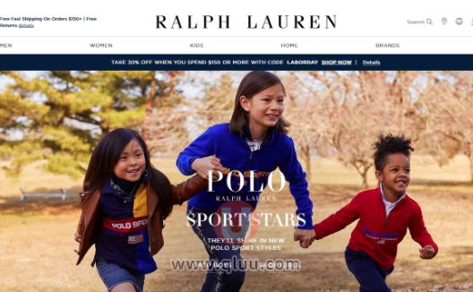 Ralph Lauren拉夫劳伦英国官网