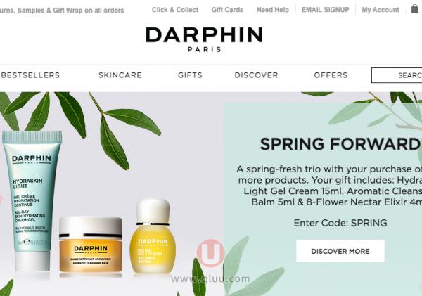 Darphin朵梵英国官网