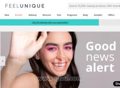Feelunique怎么样靠谱吗?