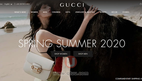 古驰美国官网网站GUCCI美国