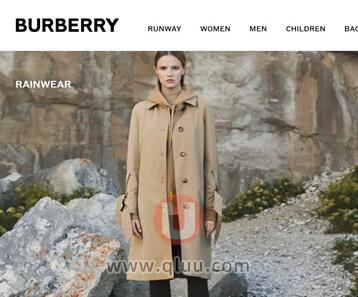 巴宝莉美国官网网站Burberry美国