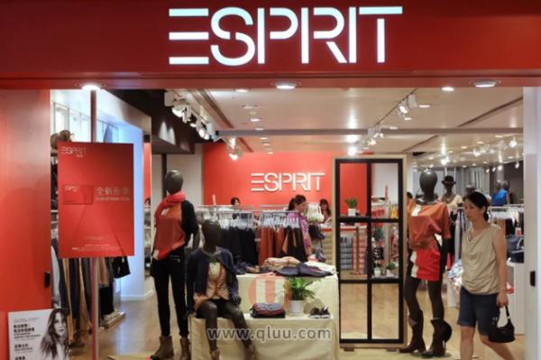 Esprit国内店真的倒闭了吗?