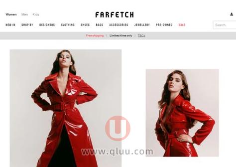 Farfetch网站好在哪里?
